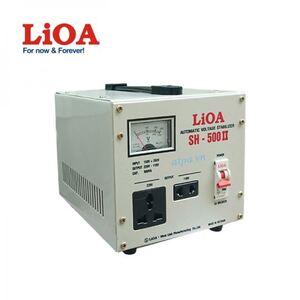 Ổn áp 1 pha LIOA (dải 150V-250V) SH-II