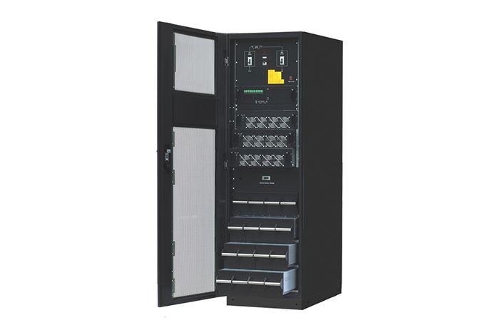 RM Series In-built Battery Modular Online UPS 20-60kVA (380V/400V/415V)